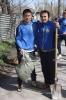 11 апреля. Футболисты «Дордоя» вышли на общегородской субботник