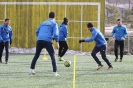 11 января. Футболисты «Дордоя» вышли из отпуска и приступили к тренировкам
