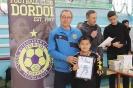 22 декабря в футбольной школе «Дордой» подвели итоги уходящего года