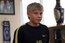23 мая. Проводы юношеской команды «Дордой-2003» на фестиваль футбола в Милан