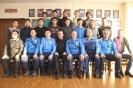 23 декабря. Встреча с юными новичками клуба «Ала-Тоо» в Зале Славы ФК «Дордой».