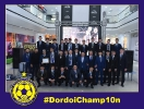 6 декабря в торговом центре «Дордой Плаза-2» ФК «Дордой» подвел итоги сезона