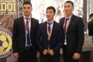 6 декабря. Награждение десятикратных чемпионов Кыргызстана - ФК