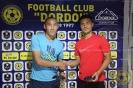 Игроки «Дордоя» сыграли в виртуальный футбол
