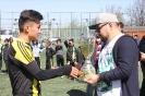 Кубок «Нооруз» в серии пенальти выиграли футболисты «Дордоя»