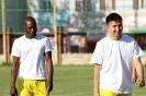 Первая тренировка «Дордоя» под руководством нового тренера Александра Крестинина
