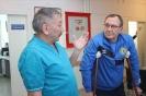 Гендиректор ФК «Дордой» Борис Подкорытов выразил благодарность врачам центра травматологии и ортопедии