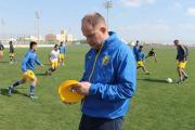 Сергей Дворянков: «Несмотря на поражение, игрой остался доволен!»